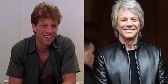 """<p>Yup, that's right, rock star Jon Bon Jovi played Seth, the guy Carrie meets at her therapist's office. Their fling prompts Carrie's self-realization that she chooses the worst guys, after Seth admits his own issues with women: """"I'm really f*cked up about women. After I sleep with them, I completely lose interest."""" After his cameo, Jon Bon Jovi continued to give love a bad name and become an even bigger rock star. </p>"""