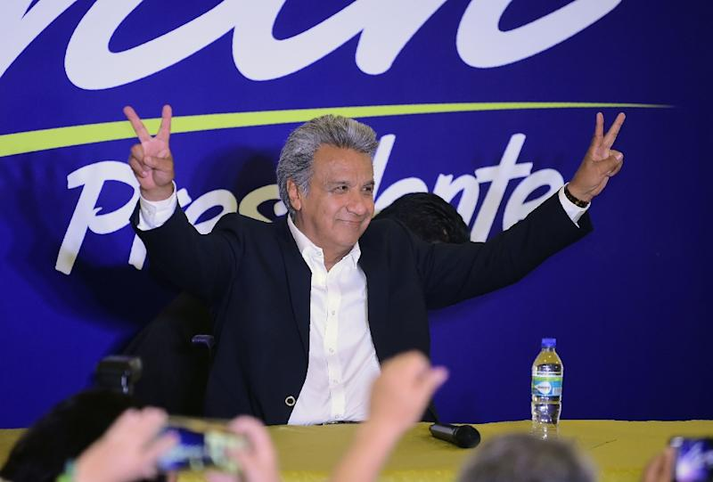 Ecuador holding mandatory elections to replace Correa