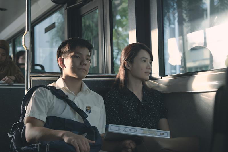 "Koh Jia Ler (left) and Yeo Yann Yann in Singaporean director Anthony Chen's ""Wet Season"". (Photo: Giraffe Pictures)"
