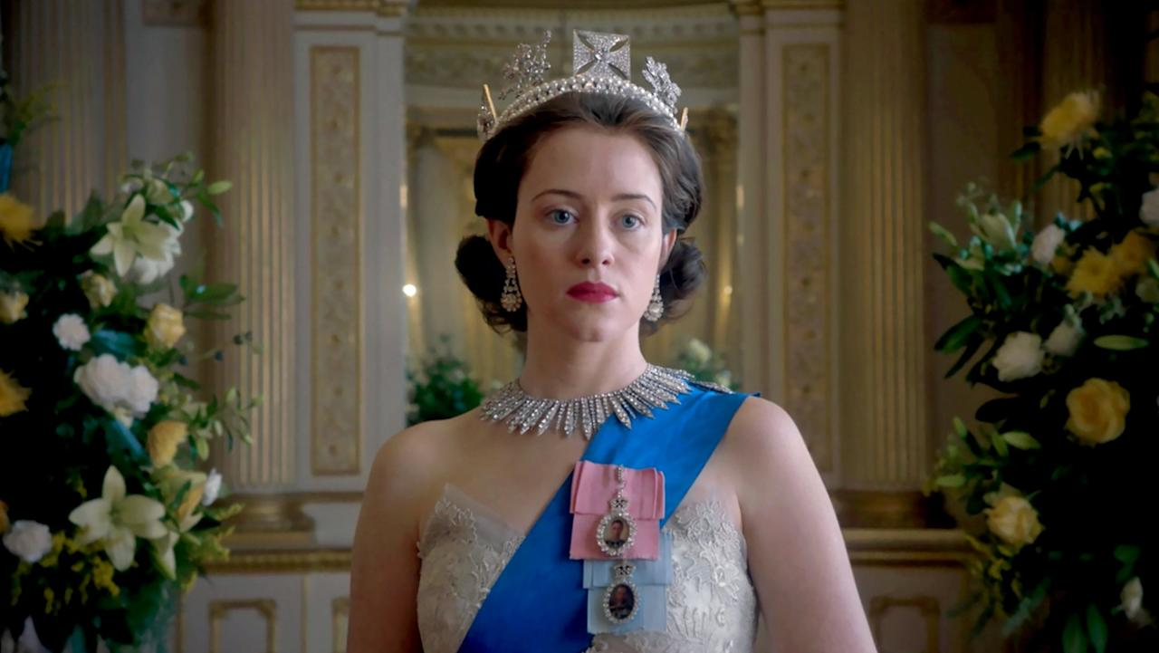 """<p>Anyone who lives for royal family drama is going to want to tune into this epic royal drama series, as it follows the reign of Queen Elizabeth II and all the landmark events that took place during the second half of the 20th century. Everyone knows that the queen is a total boss IRL, and actresses Claire Foyand Olivia Colman do a killer job portraying her royal highness. </p> <p><a href=""""http://www.netflix.com/title/80025678"""" target=""""_blank"""" class=""""ga-track ga-track"""" data-ga-category=""""Related"""" data-ga-label=""""http://www.netflix.com/title/80025678"""" data-ga-action=""""In-Line Links"""">Watch <strong>The Crown</strong> on Netflix</a>.</p>"""