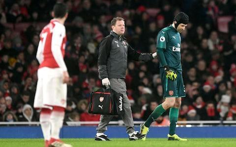 "Arsene Wenger has suggested that English players have become the ""masters"" of diving after both Harry Kane and Dele Alli were accused of simulation during Tottenham's 2-2 draw with Liverpool on Sunday. Specific names were not mentioned by Wenger but, ahead of Saturday's north London derby, Wenger was asked directly about Tottenham manager Mauricio Pochettino's claim that ""football is about trying to trick your opponent"". Pochettino also said that English football had become ""so sensitive"" about what he called ""minimal details"" after Alli was booked for a third time in his career for diving. Liverpool defender Virgil van Dijk also accused Kane of ""diving clearly"", even though the Tottenham striker was adamant that there had been contact for his penalty. ""I am convinced that he [Pochettino] wanted to say that tricking your opponent is to say that you have to be clever,"" said Wenger. ""How far was it an apology for diving? I'm not sure at all. I don't think he would. In my personal case? No. We have to get the diving out of the game. I remember there were tremendous cases here when foreign players did it but I must say the English players have learned very quickly and they might even be the masters now."" Wenger accused England and Manchester City winger Raheem Sterling of diving earlier this season but, ahead of such a crucial derby match, his comments are likely to go down badly with Spurs fans. They will certainly also ensure an added spotlight on the decision of referee Anthony Taylor. Wenger says he has never encouraged his players to dive Credit: PA Arsenal have themselves faced major 'diving' controversies during Wenger's tenure, notably when Robert Pires went down against Portsmouth to help salvage a 1-1 draw in what became the 'Invincible' 2003-04 season. Eduardo was charged by Uefa for simulation against Celtic in the 2009 Champions League, although it was ultimately decided that there was insufficient evidence that he had deceived the referee. Pochettino admitted that Alli deserved his yellow card on Sunday but Kane stressed that he ""felt contact"" and so ""went down"" following a challenge by Liverpool goalkeeper Loris Karius. ""I'm not going to jump out of the way because it's football,"" said Kane. Pochettino claimed that situations like the Alli incident had become overanalysed and at his press conference on Thursday again pointed out that Michael Owen had dived when he famously challenged him in the 1998 World Cup for Argentina. Kane was adamant he felt contact from Loris Karius before he went down Credit: Getty images ""I am honest always and I gave you what I feel,"" said Pochettino. ""In 1998, I did not touch Michael Owen and he dived. Today you are so sensitive about details and sometimes it's difficult for me because, when you are honest you try to explain some things, and my language is not English. It's difficult to be right in my words and to use the right words."" Wenger was adamant that he has never told one of his players to dive but he did hint at a grey area when only limited contact has been made. ""I don't encourage them to dive at all,"" he said. ""Sometimes you want your players to be intelligent, they have played a little bit with the rules and they make more of it on the penalty case. Every striker will do that. They extend a little bit the rules. Where is it and how far can you go? That is down to the referees and I think that, when you watch a game live, it is very difficult at 100 per cent pace to distinguish whether it is a dive or not. ""I think they had a good rule when I arrived here in England. When the striker pushes the ball away from the goal, they didn't give penalties because the only resource the striker has after is to look for a penalty. The striker leaves a leg as long as he can to make sure that the goalkeeper touches him. But that's not really a penalty."" Wenger assess Petr Cech's fitness on Friday Credit: PA Wenger also confirmed that goalkeeper Petr Cech is yet to train following the calf injury he sustained against Everton but stressed that he would have complete confidence in starting David Ospina. Wenger must also decide whether to retain the attacking 4-2-3-1 formation that helped Arsenal overwhelm Everton but may leave his team defensively vulnerable against Tottenham. Dominating possession, said Wenger, would be the best way to nullify Kane. ""The best way to defend is for us to have the ball and to take the game to them, and after - when we don't have the ball - to defend as a team,"" said Wenger. ""He has high numbers. What you want is to keep him quiet and our strikers, who are top-class in Europe as well, to express their talent."""