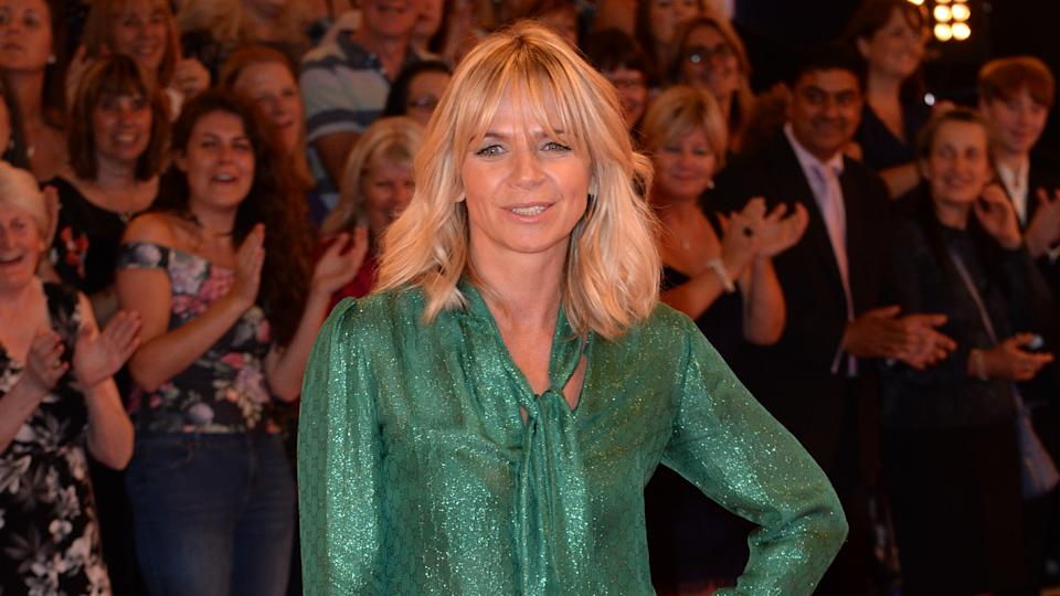Zoe Ball at the launch of Strictly Come Dancing 2016 (Doug Peters/EMPICS Entertainment)