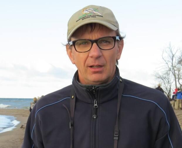 Trevor Herriot is with the group Public Pastures - Private Interest. It's one of a coalition of organizations demanding a halt to the sale of Saskatchewan Crown lands.