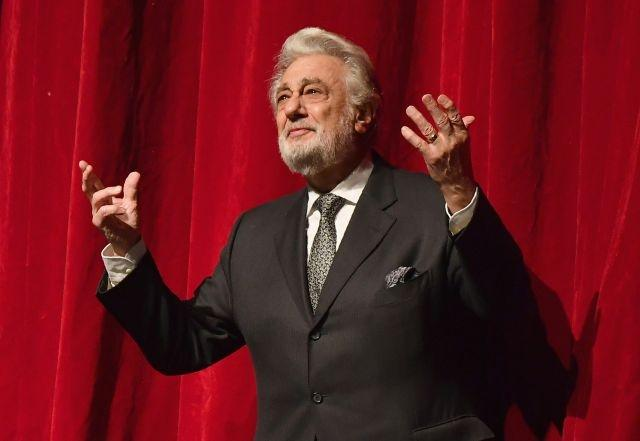 Embattled opera star Placido Domingo resigns from LA Opera