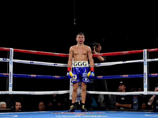 34-year-old Kazakh Golovkin is yet to be beaten: Getty