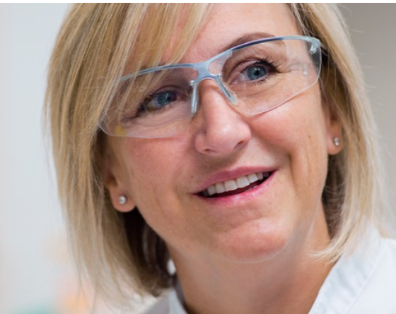 Pauline Williams, head of global health at GlaxoSmithKline will be honoured with a CBE for services to medical research and development. Photo: GSK