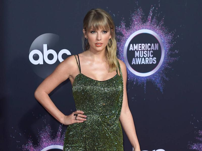 Taylor Swift: 'Political advocacy has made me feel better'