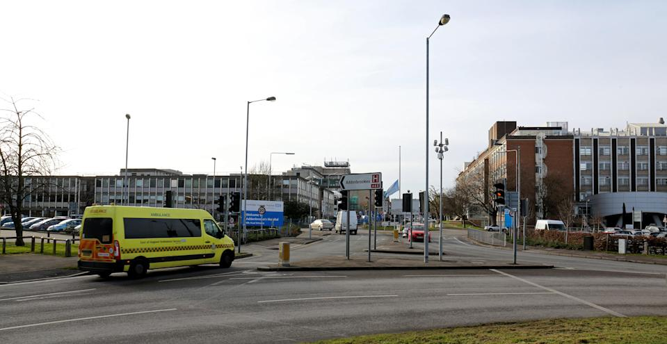 General view of Addenbrooke's Hospital in Cambridge (Chris Radburn/PA) (PA Archive)