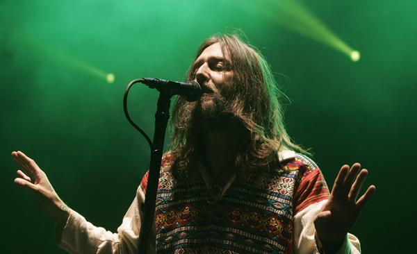 Black Crowes to End Hiatus With Spring Tour Dates