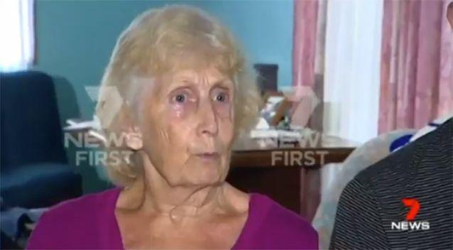 Mr Whithall's mother Trish spoke about her son. Source: 7 News