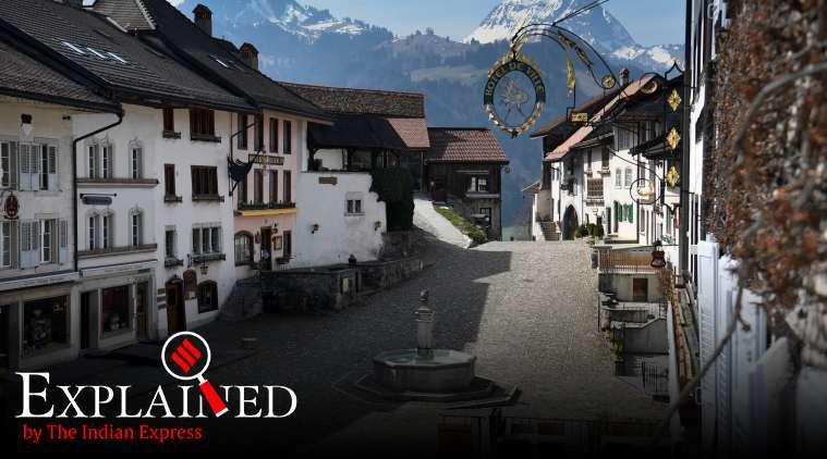 Explained:What lies behind Switzerland's high rate of Covid-19 infections per million