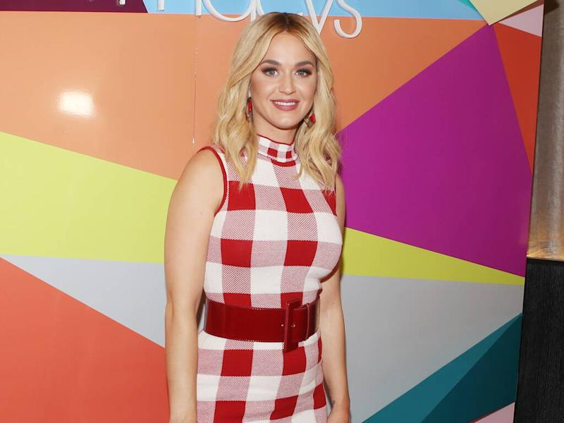 Katy Perry's stylist creates party outfits for rent