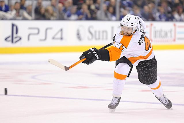 Flyers give Andrew MacDonald 6-year, $30 million deal