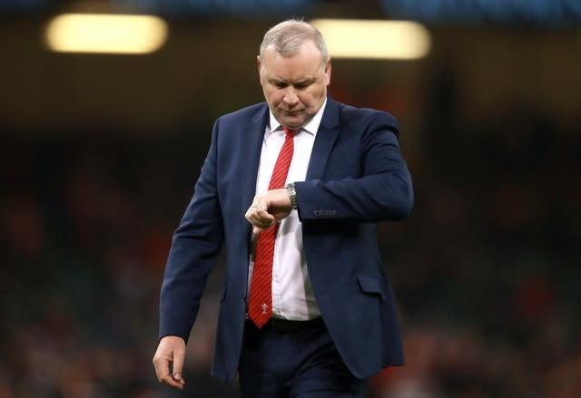 Wales coach Wayne Pivac must wait for his homecoming trip to New Zealand (Adam Davy/PA)