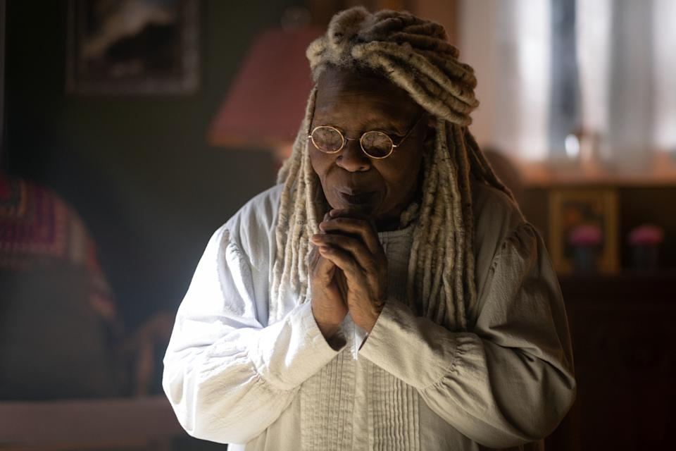 Whoopi Goldberg as Mother Abigail in 'The Stand' (Photo: Robert Falconer/CBS/CBS Interactive)