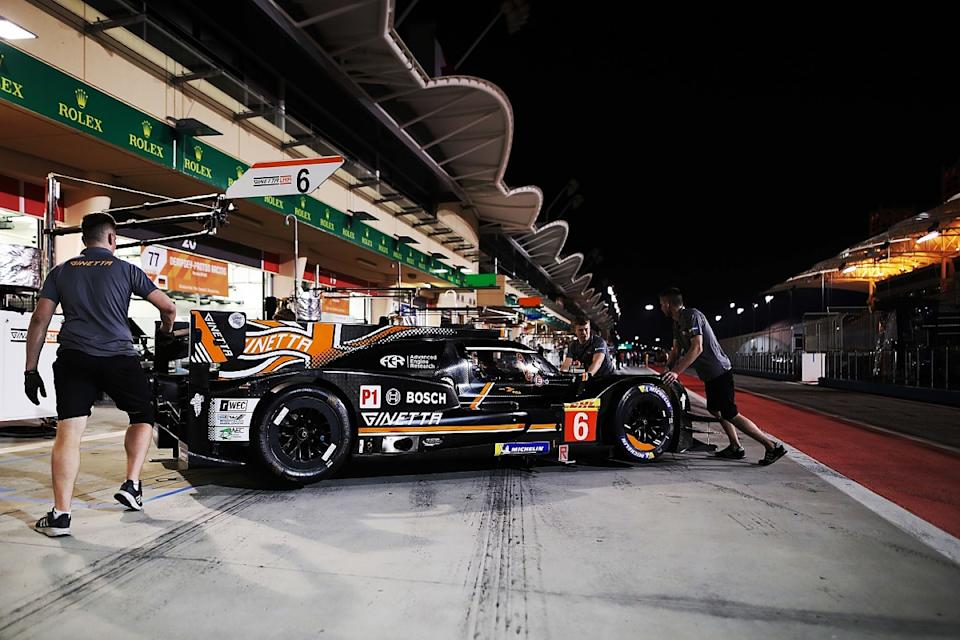 Ginetta rules out WEC entry in 2021