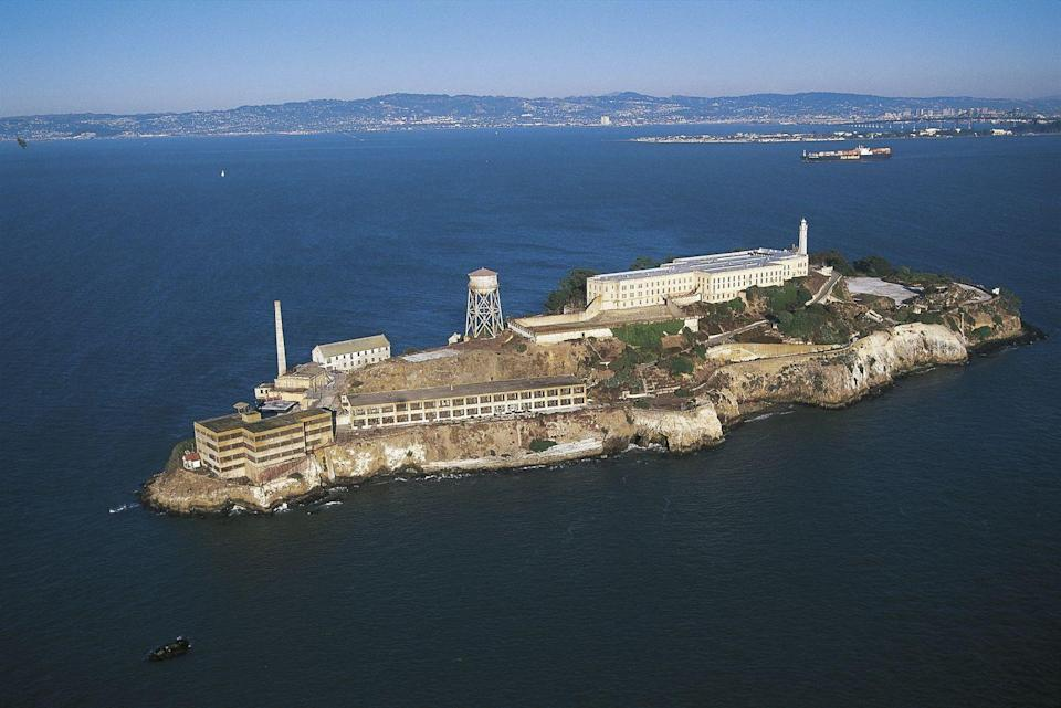 <p><strong>Alcatraz - San Francisco Bay, CA</strong></p><p>Situated on an island off the coast of San Fransisco, what was once one of the most guarded prisons in the entire country is now a hotbed for paranormal activity. But what else would you expect from a place that imprisoned the nation's most ruthless criminals, including Al Capone?</p>