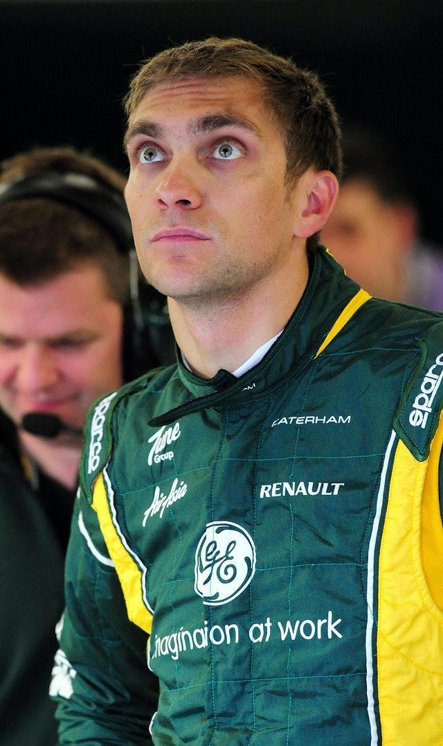 Vitaly Petrov has made a number of controversial comments on race and sexuality