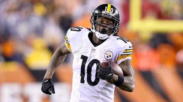 Steelers receiver Martavis Bryant cleared to take part in all preseason activities
