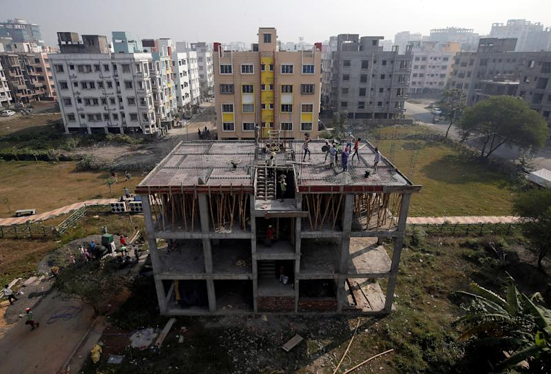 India's housing sector is in a slump, dragging down the economic growth of the entire nation. Reviving it is a major challenge for the government.
