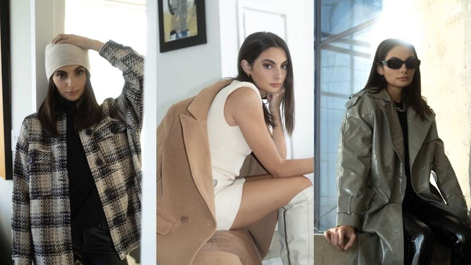 Paige DeSorbo fall coats