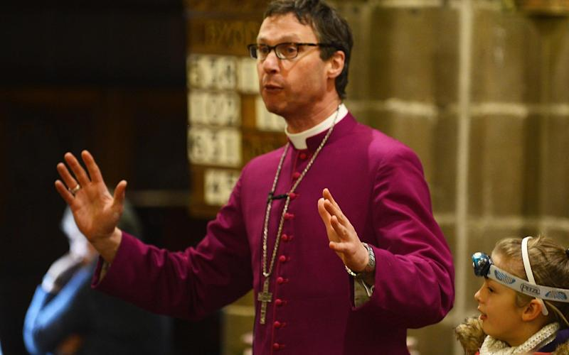 Philip North has withdrawn from the role of Bishop of Sheffield