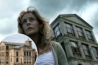 <p>This 2007 Spanish horror film about a haunted former children's home was filmed at the Partarríu manor in Llanes, Spain. The gorgeous-yet-ghoulish structure was spot-on, and the location also offered surrounding beaches, caves, and cliffs.</p>