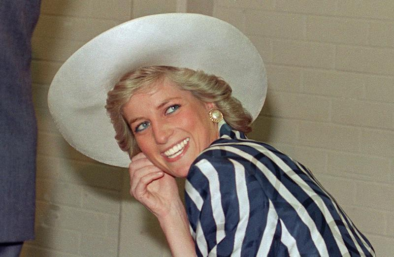 This was Princess Diana's last meal