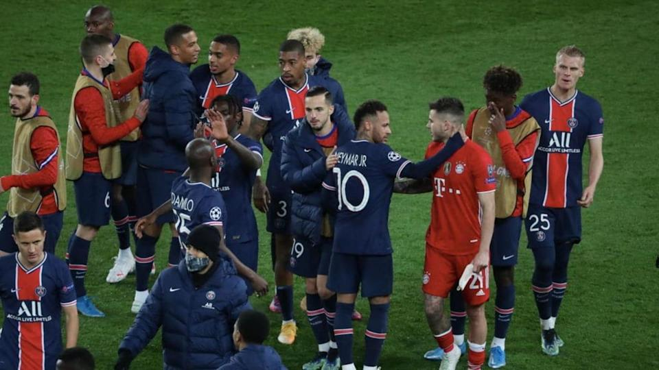 PSG se vingou do Bayern de Munique e se garantiu nas semifinais | Xavier Laine/Getty Images