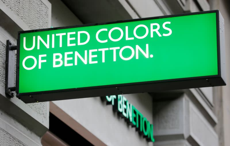 Italy's Benetton closes directly-managed shops in Italy over virus