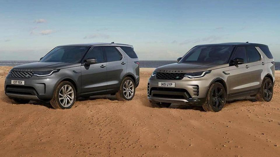 Land Rover Discovery (facelift) officially listed in India, launch imminent