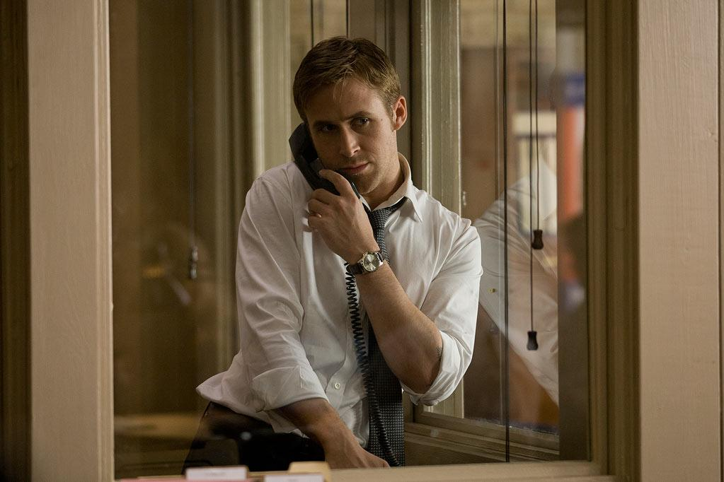 """<a href=""""http://movies.yahoo.com/movie/contributor/1804035474"""">Ryan Gosling</a> in Columbia Pictures' <a href=""""http://movies.yahoo.com/movie/1810155680/info"""">The Ides of March</a> - 2011"""