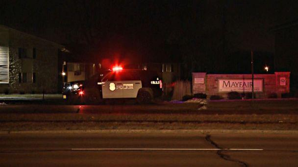 PHOTO: Milwaukee Police Department investigate the shooting death of a 4-year-old boy, Feb. 8, 2020. (WISN)