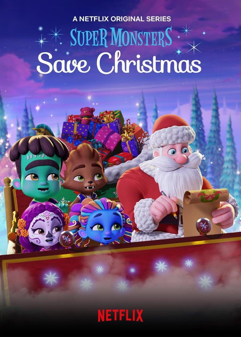 """<p>The family-fun tale tells the story of when one of Santa's reindeer goes missing before Christmas and how the Super Monsters of Pitchfork Pines helped save the day.</p> <p>Watch <a href=""""https://www.netflix.com/title/80235524"""" class=""""link rapid-noclick-resp"""" rel=""""nofollow noopener"""" target=""""_blank"""" data-ylk=""""slk:Super Monsters Save Christmas""""><strong>Super Monsters Save Christmas</strong></a> on Netflix now.</p>"""