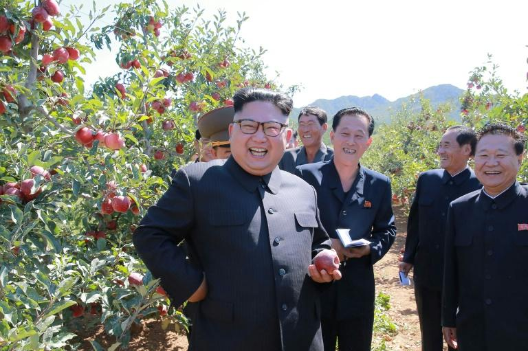 North Korean leader Kim Jong-Un mocked and questioned US President Donald Trump, according to state news agency KCNA on September 21, 2017