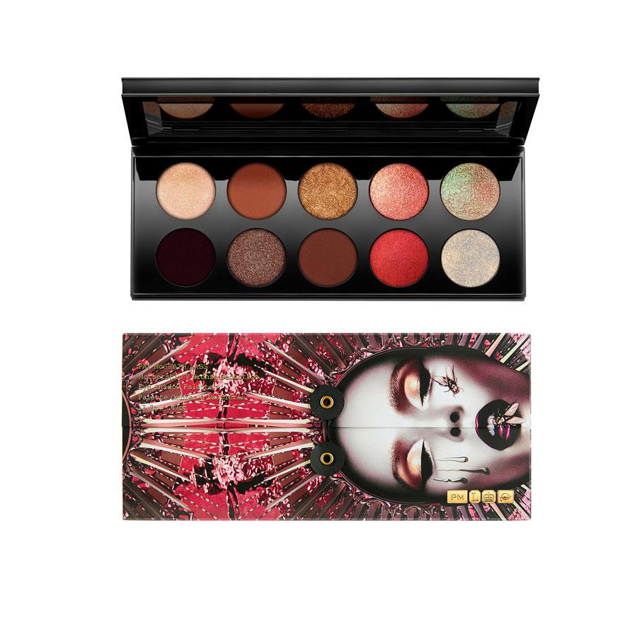 """<p>Pat McGrath has done it again. The legendary makeup artist has created another eyeshadow palette stocked with shades you <i>must </i>have. For the Bronze Seduction Mothership Palette, McGrath has curated a set of 10 warm-toned shadows in her signature cream-powder formulation that blend seamlessly and stay crease-free.</p><p>Buy it <a rel=""""nofollow"""" href=""""https://www.sephora.com/product/mothership-v-eyeshadow-palette-P86825294?icid2=products+grid%3Ap86825294%3Aproduct"""">here</a> for $125.</p>"""