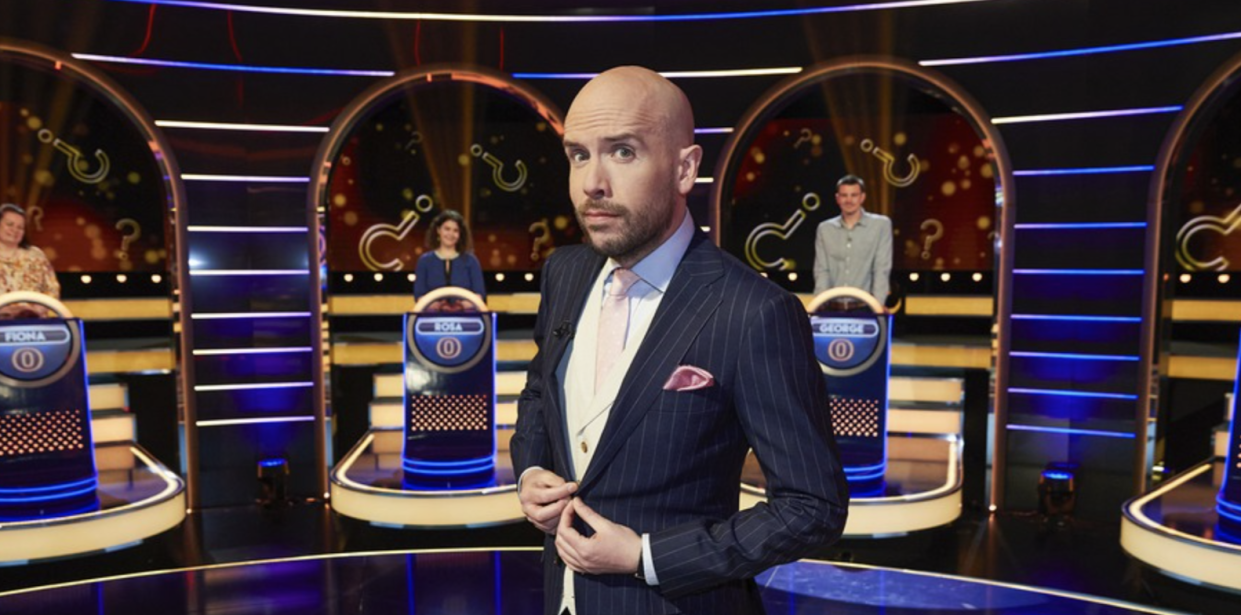 Tom Allen's Quizness airs on Channel 4. (Channel 4)