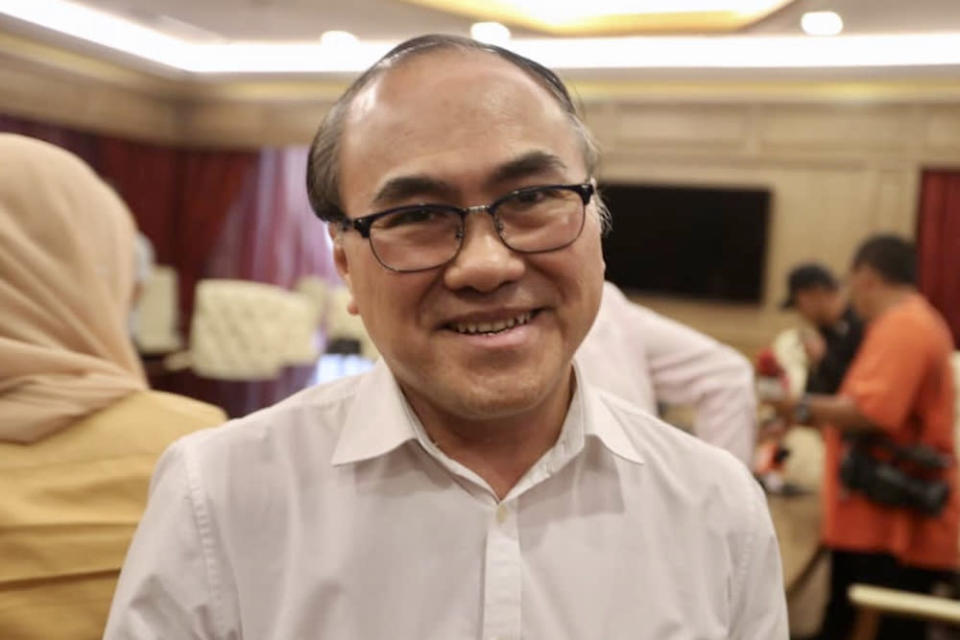 Johor Unity, Trade and Consumer Affairs Committee chairman Dr Chong Fat Full said the state government is confident that a Chinese Consulate-General's office can be established in the state capital. — Picture by Ben Tan
