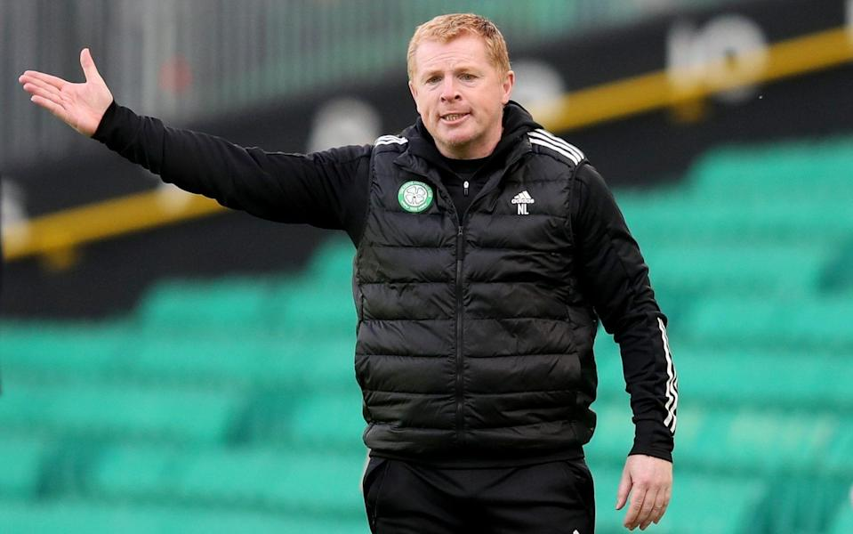 Neil Lennon knows his Celtic side will have to show character after losing to arch-rivals Rangers and Italian giants AC Milan - PA