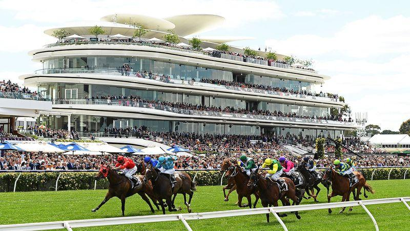 Some big bets are being taken on outsiders for the 2019 Melbourne Cup. Pic: Getty
