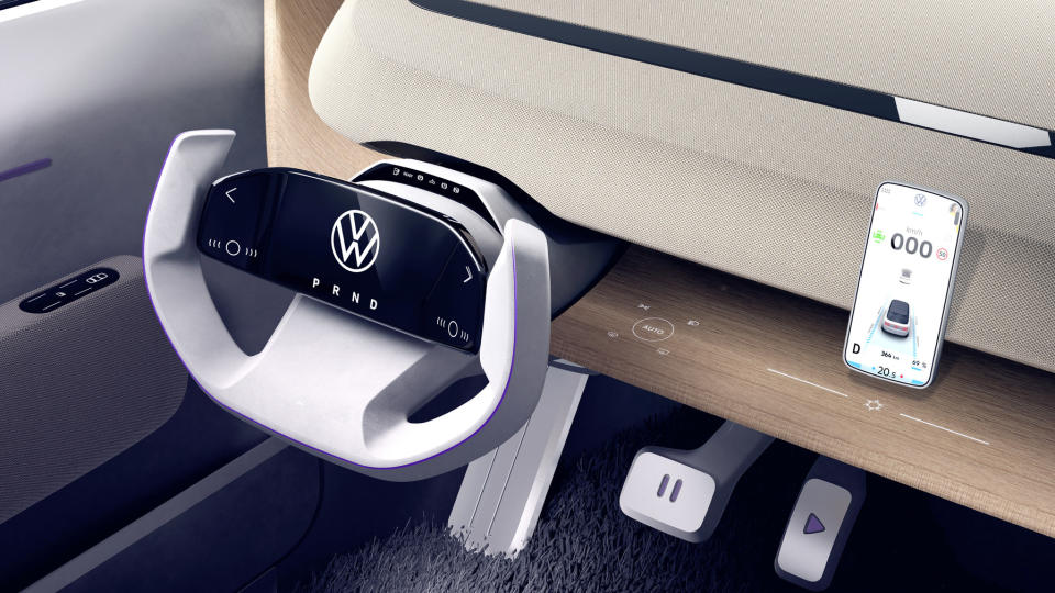 Volkswagen's ID.Life is an urban EV that will enter production by 2025