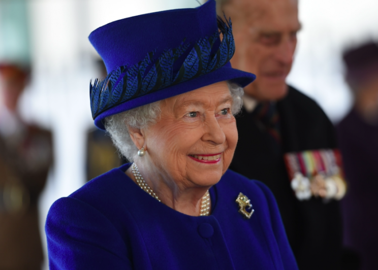 Operation London Bridge signifies the start of plans following the Queen's death (Rex)