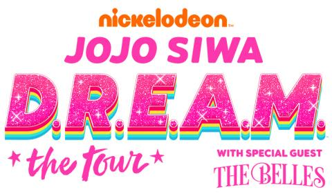 Nickelodeon's JoJo Siwa D.R.E.A.M. The Tour Adds 50 New Dates In 2020!