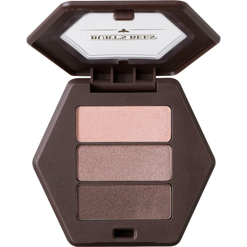 """<p>Burt's Bees makes some of the best affordable bridal makeup, according to editorial makeup artist <a href=""""https://www.instagram.com/danadelaney/"""">Dana Delaney</a>. The shades of Burt's Bees Eye Shadow Trio in Shimmering Nudes are her ideal wedding color palette. """"These colors are softer, cooler neutrals and are perfect for bridal makeup — and <a href=""""https://www.allure.com/story/how-to-blend-eyeshadow-tips?mbid=synd_yahoo_rss"""">super easy to blend</a>,"""" she says.</p> <p><strong>$13</strong> (<a href=""""https://shop-links.co/1684346551115999292"""" rel=""""nofollow"""">Shop Now</a>)</p>"""