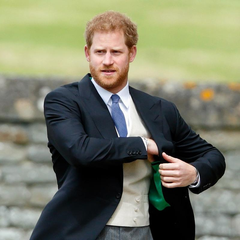 Meghan Markle Wasnt Allowed To Sit Next To Prince Harry At Pippa