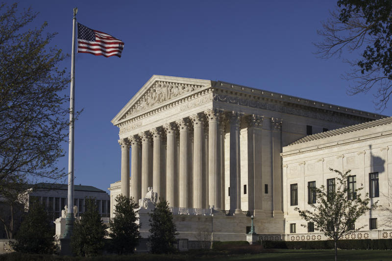 Justices Say Law on Offensive Trademarks is Unconstitutional