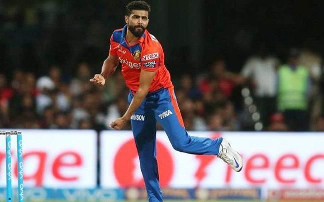 Jadeja expected to join Gujarat Lions in next game