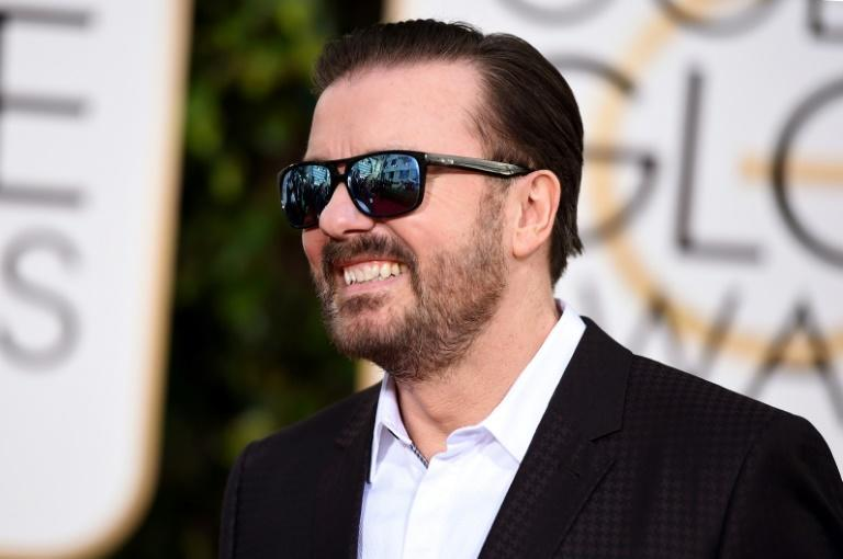 British comedian Ricky Gervais returns for a record fifth time to host the Golden Globes ceremony, where his provocative barbs have both riled and delighted Hollywood stars in previous years