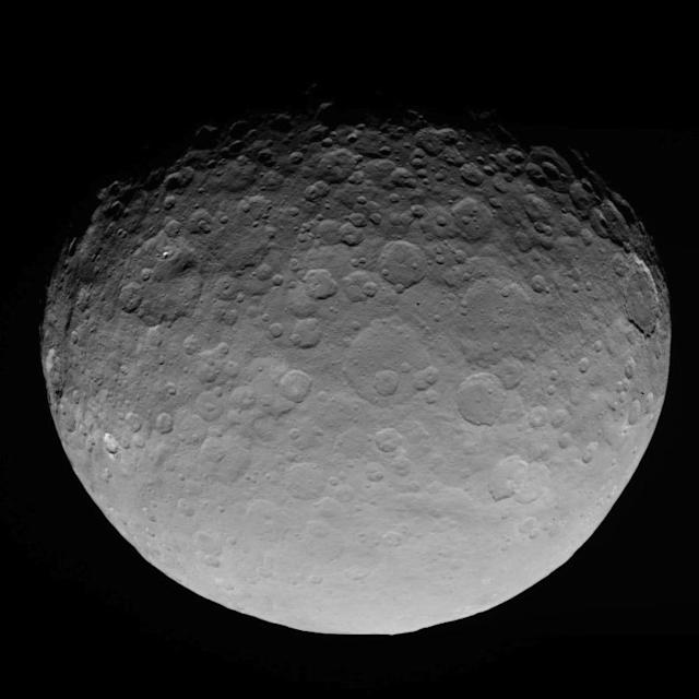Graphite Found At Pluto Moon Charon And Dwarf Planet Ceres