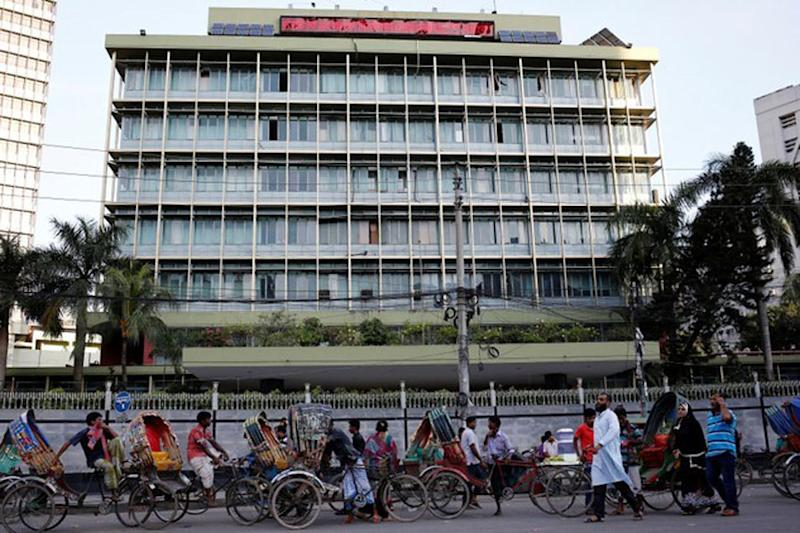 Bangladesh central bank to sue over cyber heist